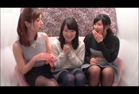 【レズナンパ】シマイ同士の恥じらい快感!絶頂初体験!Vol.12