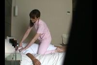 女性施術師猥褻強要 出張マッサージ盗●投稿 14